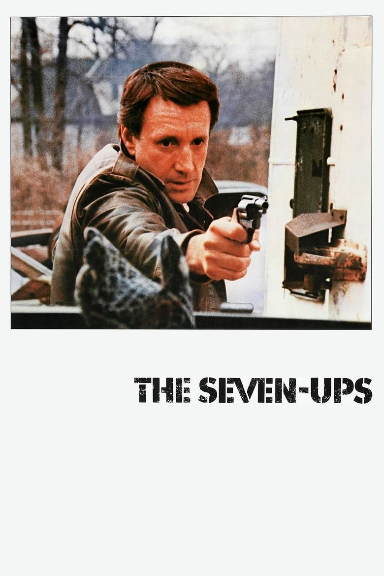 The Seven-Ups Poster