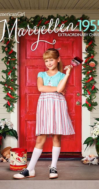 An American Girl Story Maryellen 1955: Extraordinary Christmas Poster
