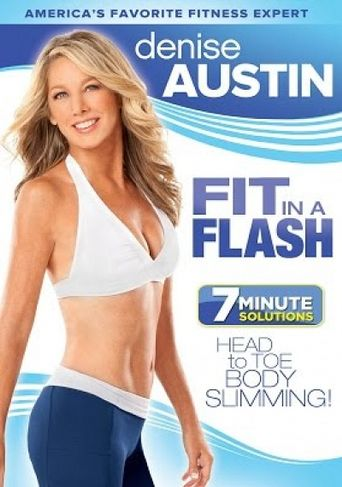Denise Austin: Fit in a Flash Poster