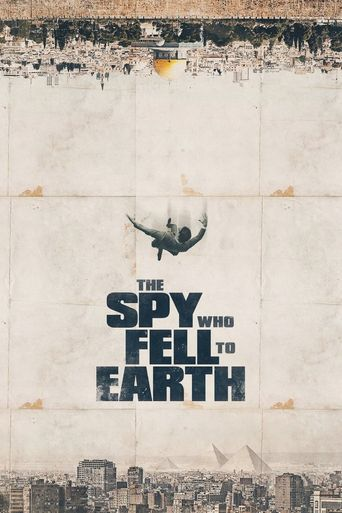 The Spy Who Fell to Earth Poster