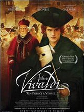 Antonio Vivaldi, un prince à Venise Poster