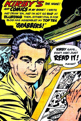 Jack Kirby: Story Teller Poster