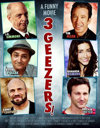 3 Geezers! Poster