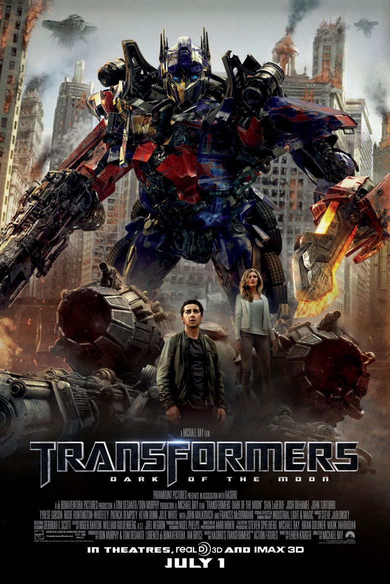 Watch Transformers: Dark of the Moon