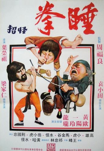 Sleeping Fist Poster