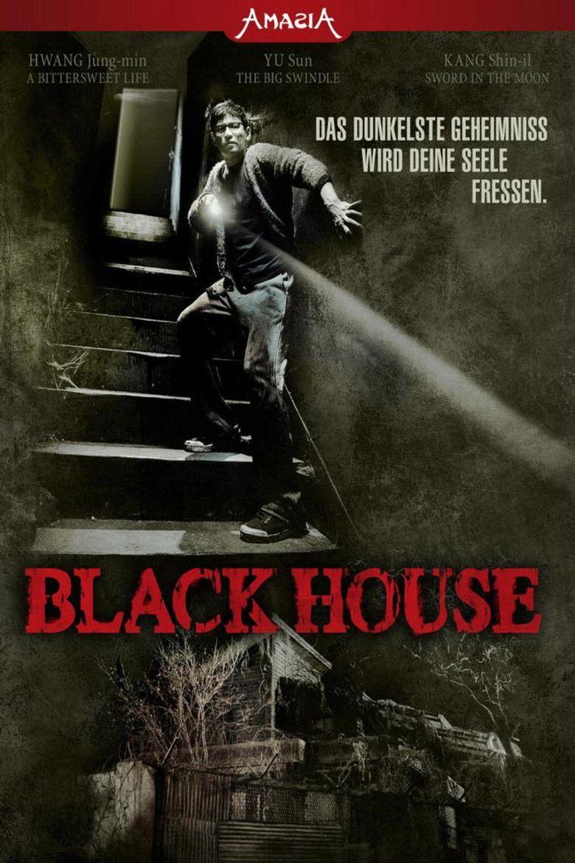 Black House Poster