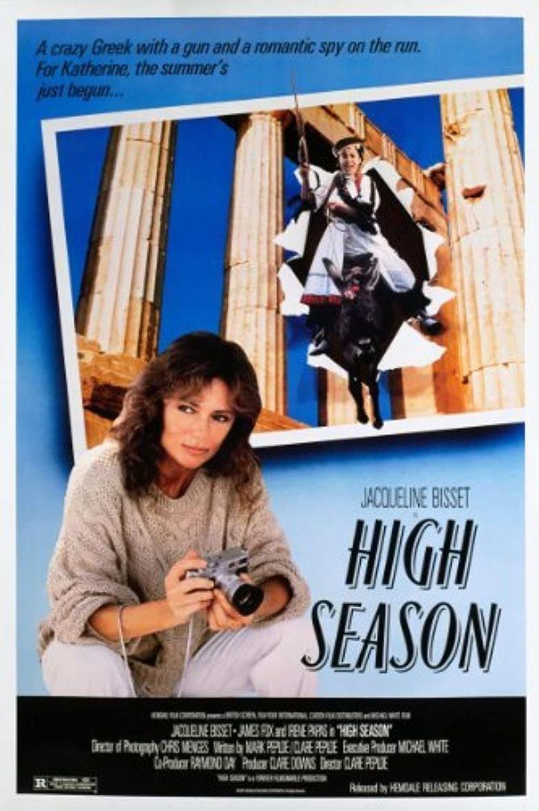 High Season Poster