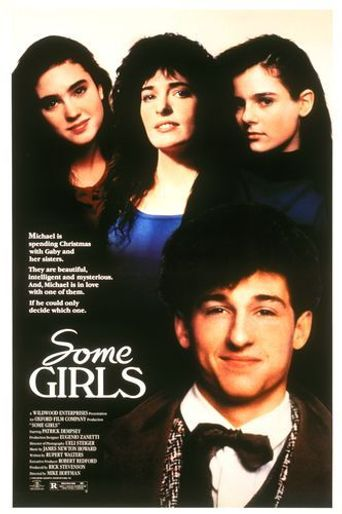 Some Girls Poster