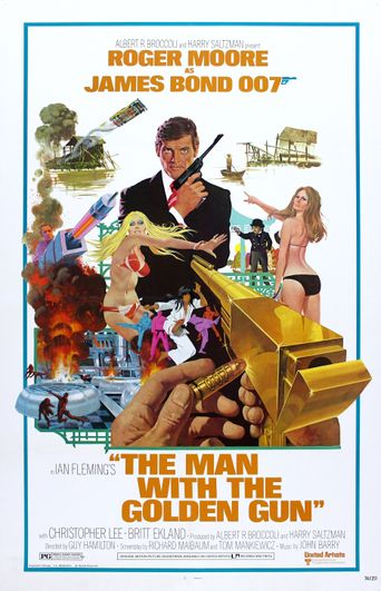 Watch The Man with the Golden Gun