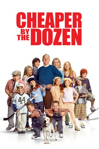 Watch Cheaper by the Dozen