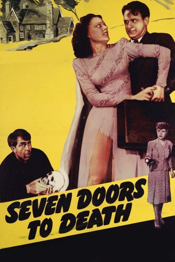 Seven Doors to Death Poster