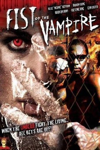 Fist of the Vampire Poster
