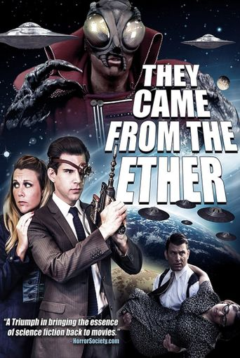 They Came from the Ether Poster