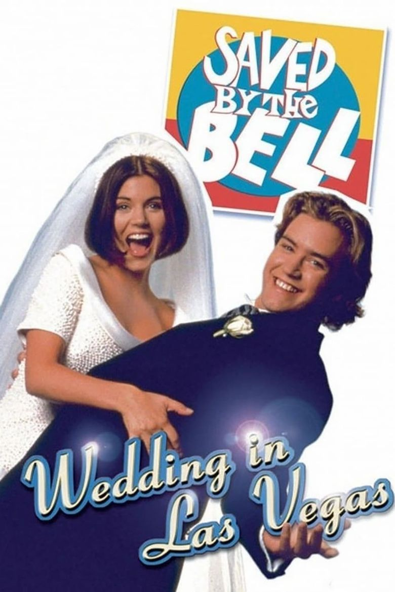 Saved by the Bell: Wedding in Las Vegas Poster