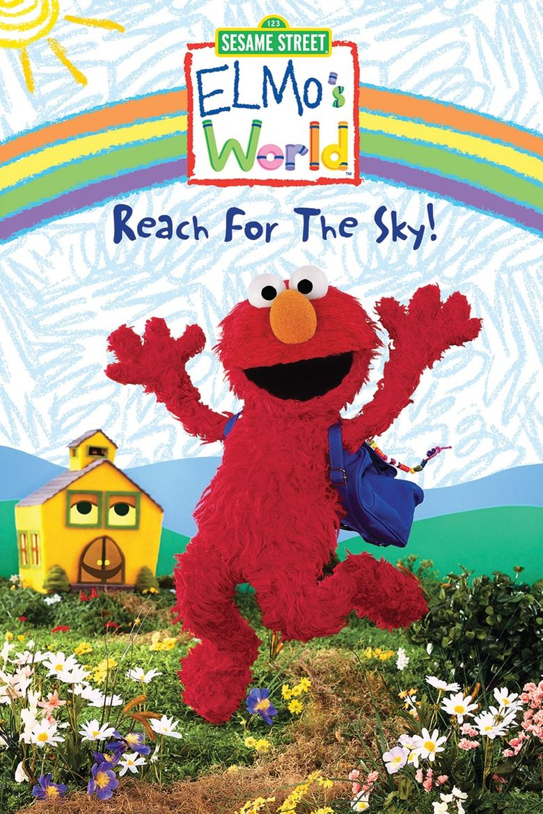 Sesame Street: Elmo's World: Reach for the Sky! Poster