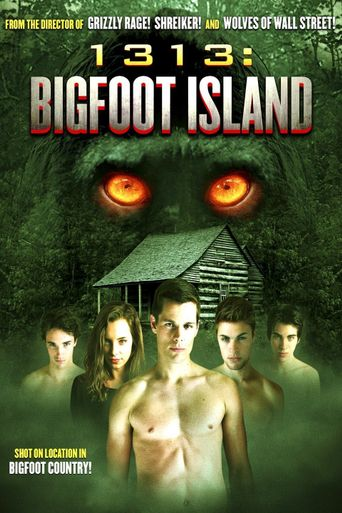 1313: Bigfoot Island Poster