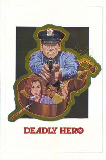 Deadly Hero Poster
