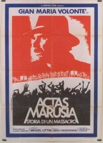 Letters from Marusia Poster