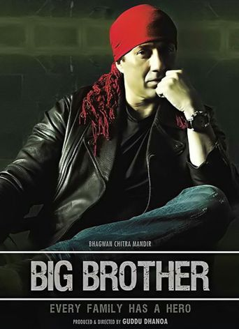 Big Brother Poster