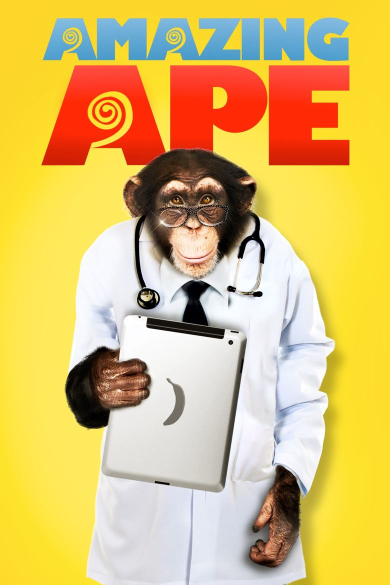 The Amazing Ape Poster
