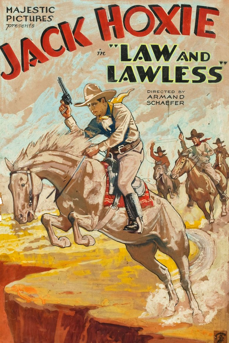 Law and Lawless Poster