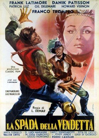 La spada della vendetta Poster
