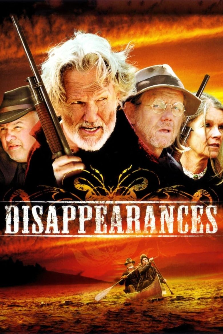 Disappearances Poster