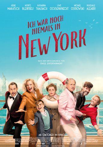 Ich war noch niemals in New York Poster