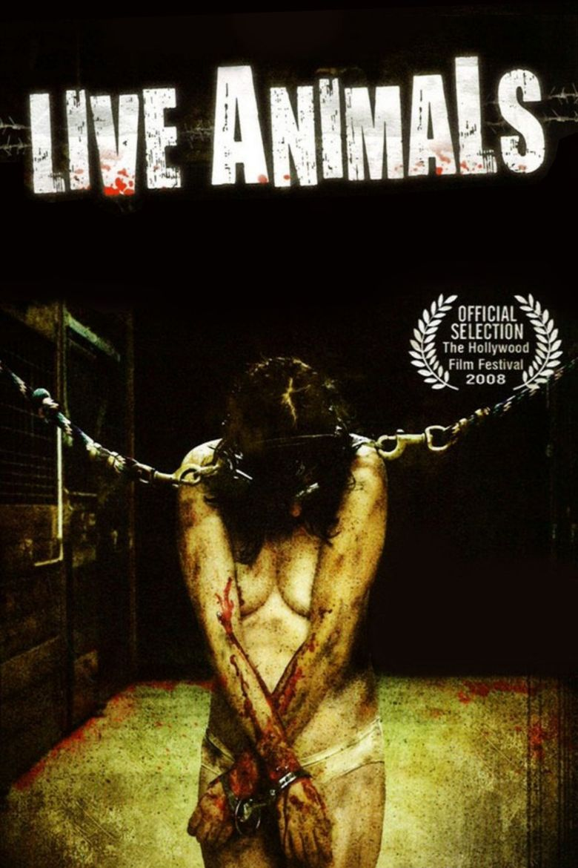 Live Animals Poster