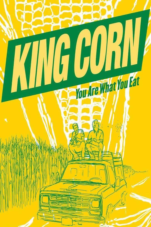 King Corn Poster