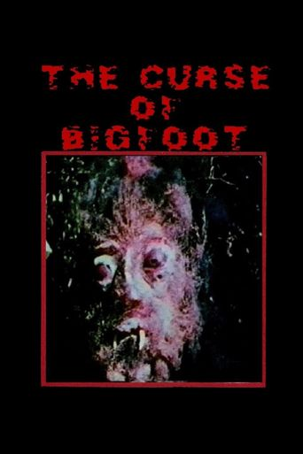 Curse of Bigfoot Poster