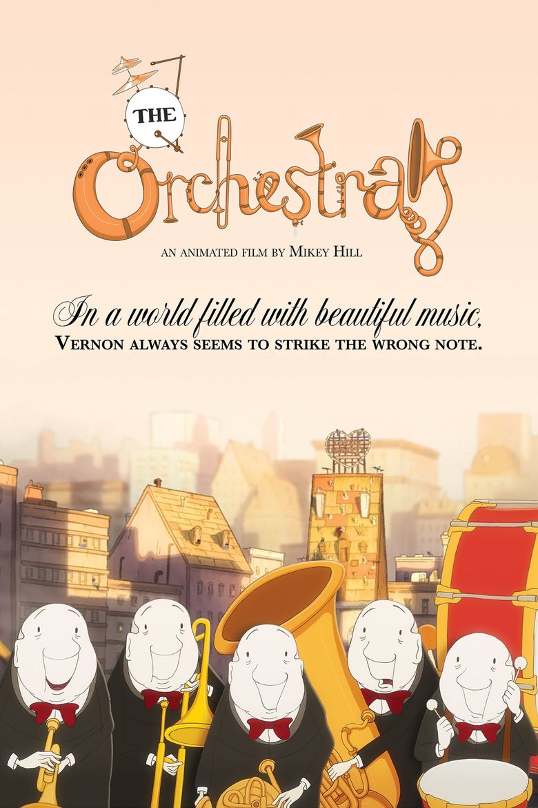 The Orchestra Poster