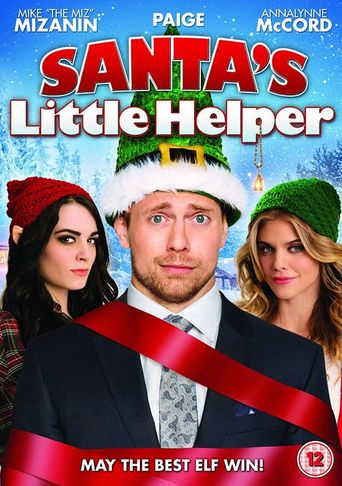 Santa's Little Helper Poster