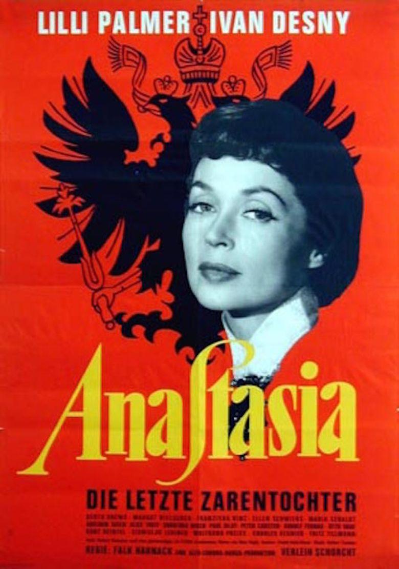Anastasia: The Czar's Last Daughter Poster