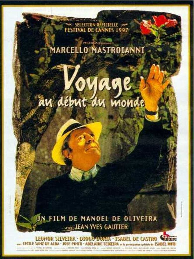 Voyage to the Beginning of the World Poster