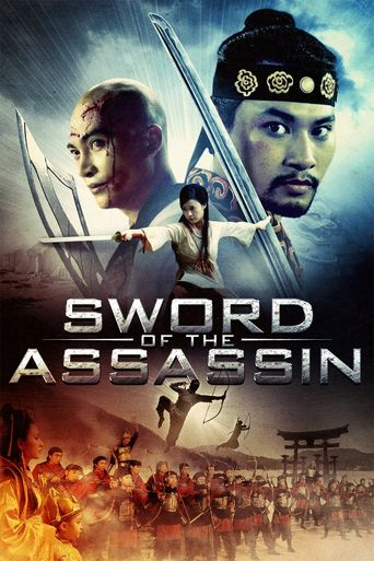 Sword of the Assassin Poster