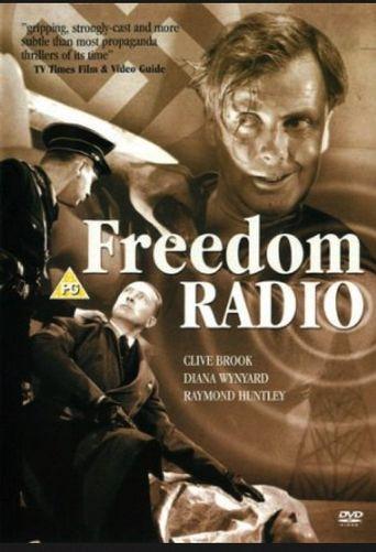 Freedom Radio Poster