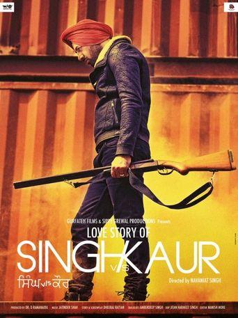 Singh vs Kaur Poster