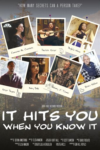 It Hits You When You Know It Poster