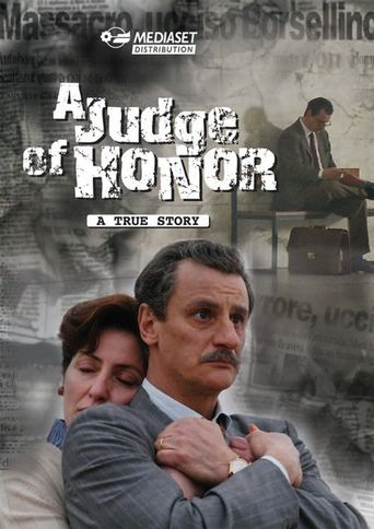 A Judge of Honor Poster