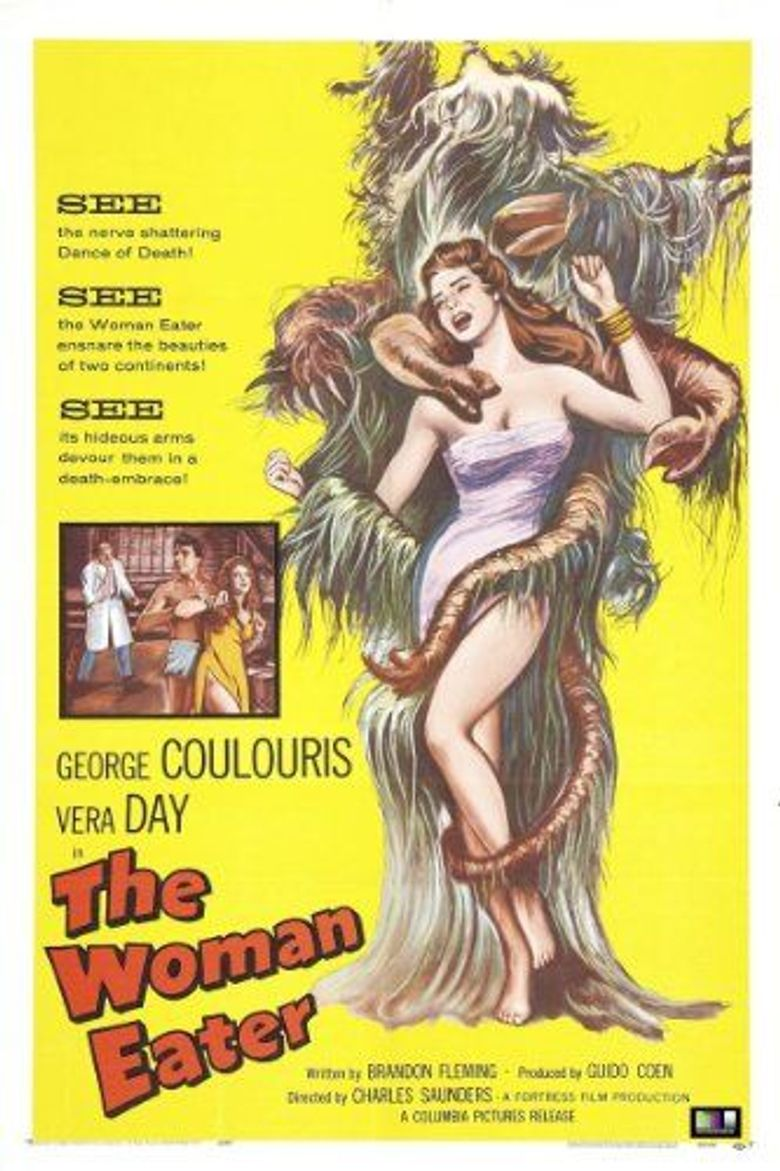 Womaneater Poster