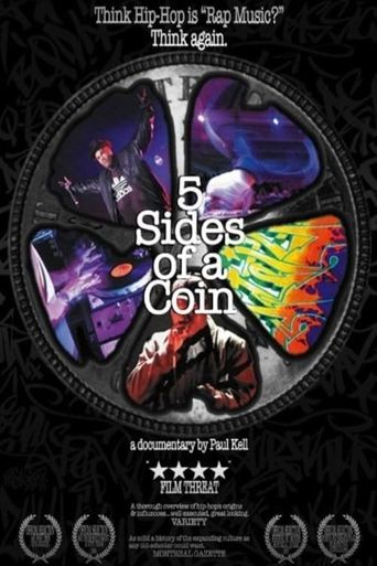 5 Sides of a Coin Poster