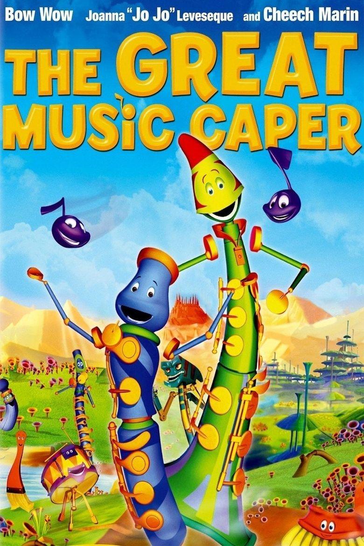 Watch Dizzy & Bop's Big Adventure: The Great Music Caper