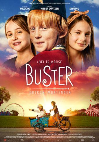 Buster Oregon Mortensen Poster