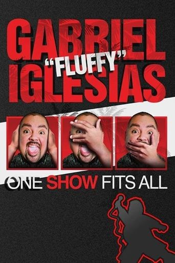 Gabriel Iglesias: One Show Fits All Poster