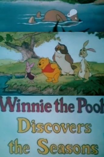 Winnie the Pooh Discovers the Seasons Poster