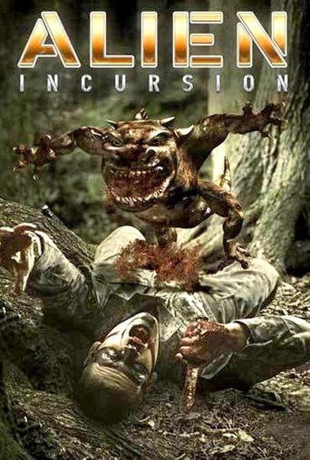 Alien Incursion Poster