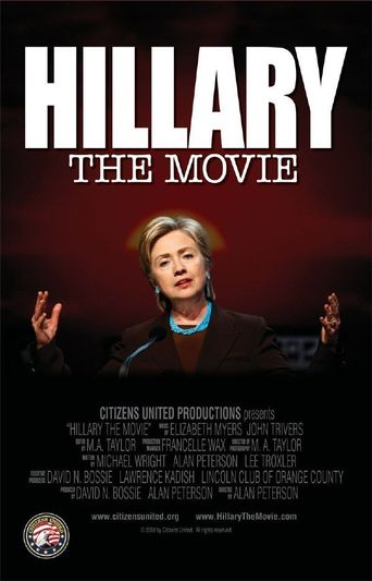 Hillary: The Movie Poster