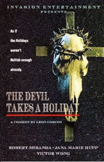The Devil Takes a Holiday Poster