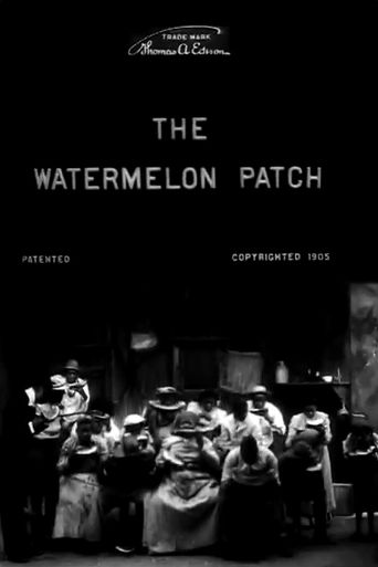 The Watermelon Patch Poster